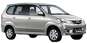 Toyota Avanza with Comfort Car Hire in South Africa